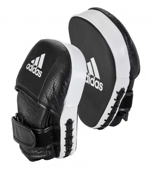 adidas adiSTAR Pro Speed Focus Pratze Leder black/white, adiPFP01