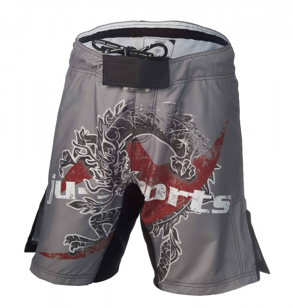 "Dark Line Fightshorts ""Dragon"""