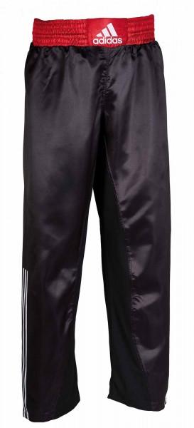 adidas Kickbox-Hose schwarz/rot, adiKBUN200T