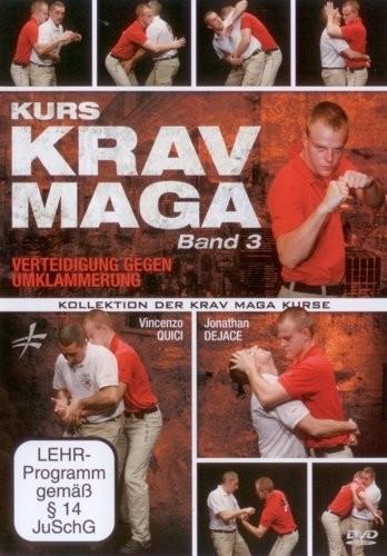 Krav Maga Kurs Band 3 - Verteidigung gegen Umklammerungen (296)