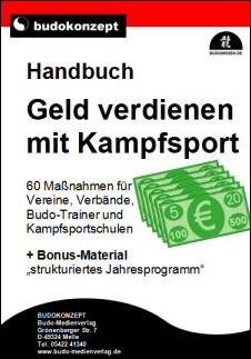 Handbuch - Geld verdienen mit Kampfsport