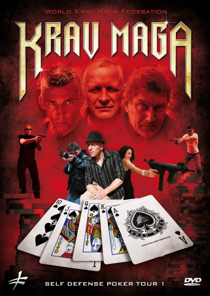 Krav Maga Self defense Poker Tour 1, DVD 252