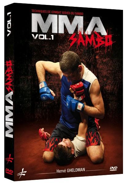MMA - Sambo, Vol 1, DVD 313