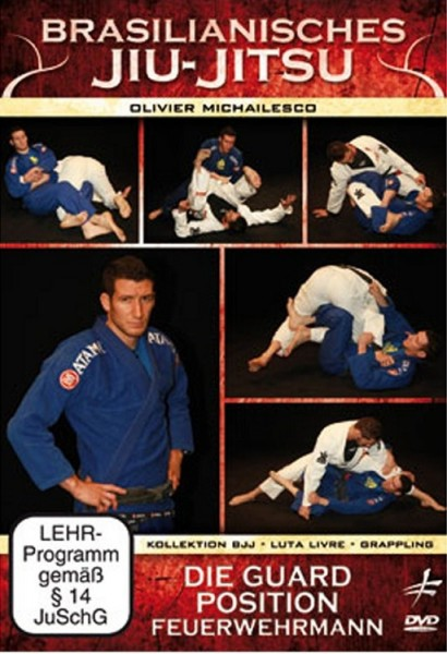 BJJ - Die Guard Position (295)