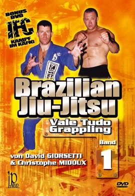 Brazilian Jiu-Jitsu, Vale Tudo, Grappling Bd.1, DVD 110