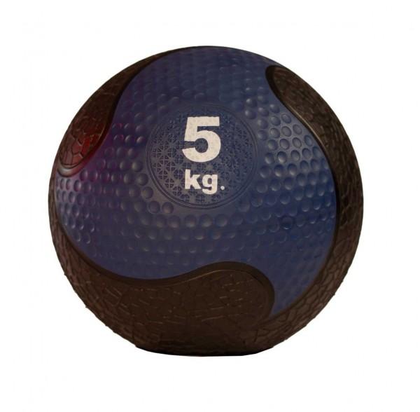 Medizinball Synthetik 5 kg, 1023