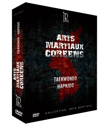 Korean Martial Arts DVD Box set (dvd 88- dvd 60)