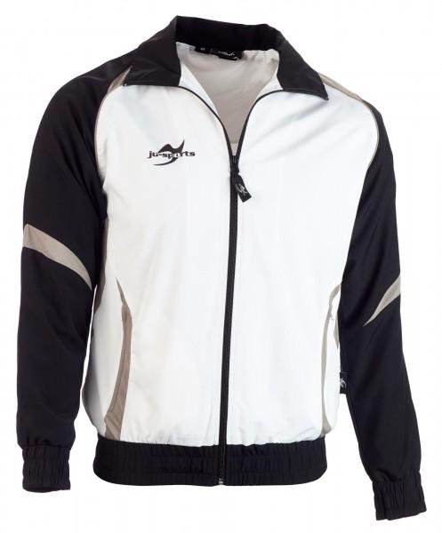 Teamwear Element C2 Jacke weiß/schwarz