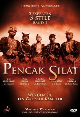 PENCAK SILAT 5 EXPERTEN - 5 STILE vol.1, DVD 212