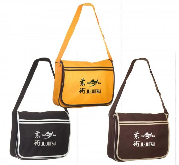 Messenger Bag Retro Ju-Jutsu