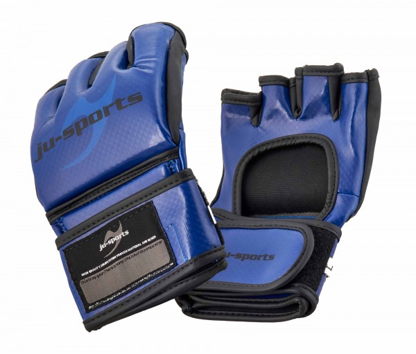MMA Wettkampf-Handschuh Competition Pro Carbon blue