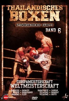 THAILÄNDISCHES BOXEN vol. 6, DVD 204