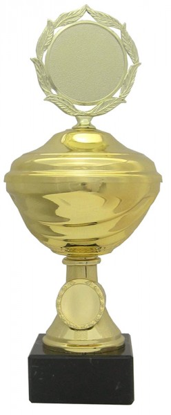 "Pokal ""Texas"" in gold"
