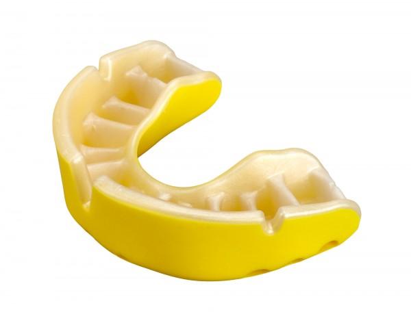 OPRO Zahnschutz Gold Senior yellow/pearl