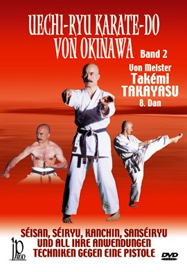 Uechi-Ryu Karate-Do von Okinawa Bd. 2, DVD 101
