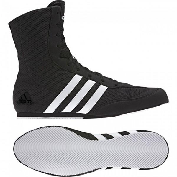 adidas Boxschuhe Box Hog 2 schwarz/weiß BA7928