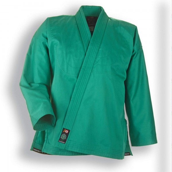 Element Jacke grün regular cut