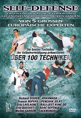 Self Defense gegen bewaffnete Angreifer und gegen 2 Angreifer, DVD 92