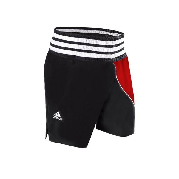 adidas Kickbox-Short schwarz/rot ADISTH10 XXS