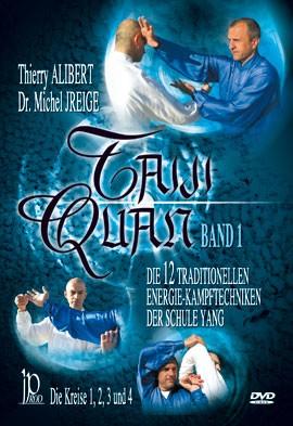TAIJI QUAN Bd1, die 12 trad. Energie-Kampftechniken, DVD 138