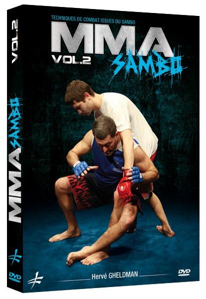 MMA - Sambo, Vol 2, DVD 314