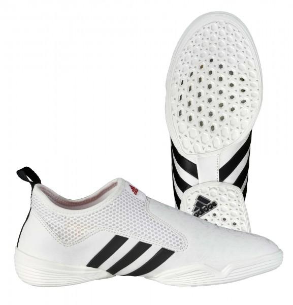 adidas Taekwondo Sneaker adi-bras weiß/schwarz ADITBR01