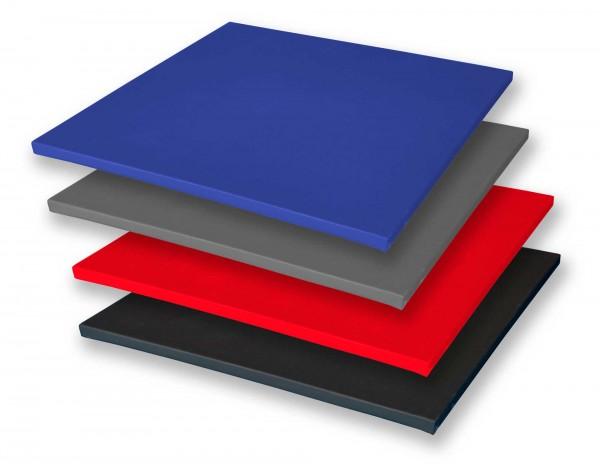 MMA-Matte AGGLOREX Standard 1 x 1 m x 3 cm, made in Europe