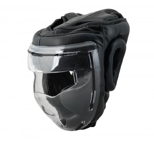 Kopfschutz Shield schwarz