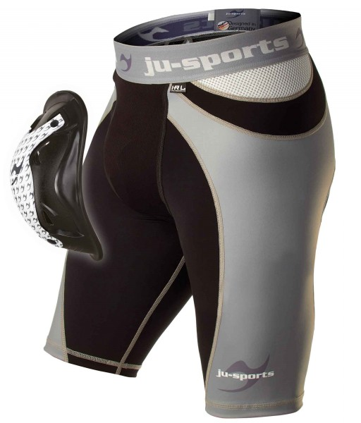 Ju-Sports Compression ProLine Short + Motion Pro Flexcup, Tiefschutz
