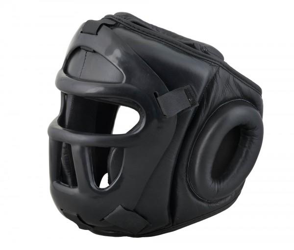 Kopfschutz Mask schwarz