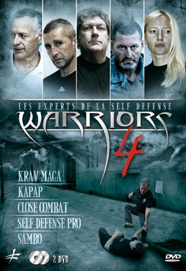 Warriors 4 - Die Experten der self defense, DVD 284