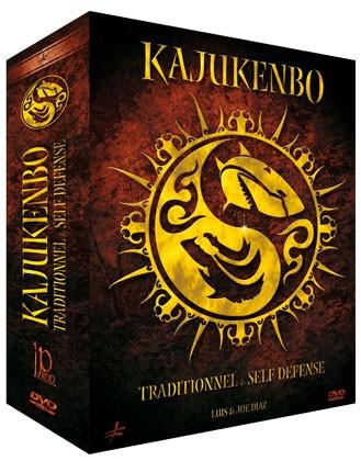 3 DVD Box Kajukenbo