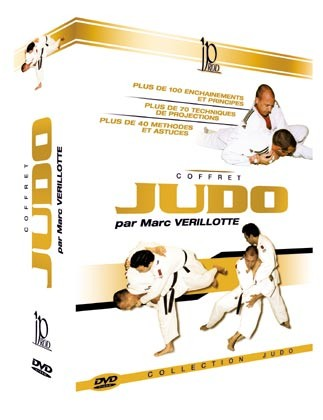 JUDO-PACK (dvd 31 - dvd 85 - dvd 86)