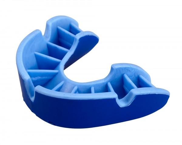 OPRO Zahnschutz Silver - Blue/Light Blue