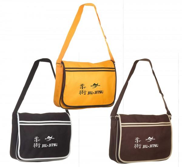 Messenger Bag Retro Jiu-Jitsu