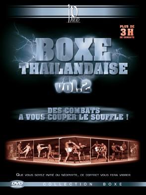 Thailändisches Boxen Band 2 (dvd 155-dvd 156-dvd 157)