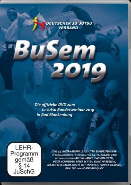 DVD Ju Jutsu Bundesseminar 2019