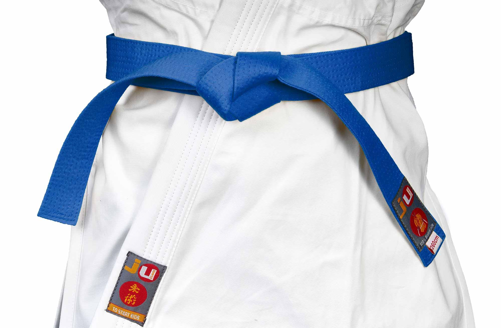 De karat/é taekwondog/ürtel marron
