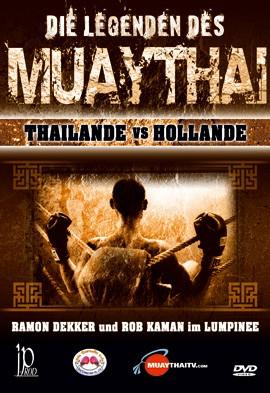 Die Legenden des Muay Thai, DVD 121