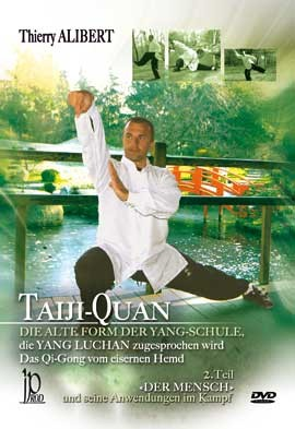 TAIJI-QUAN: Der Mensch, DVD 163