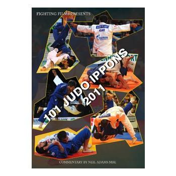 101 Judo Ippons 2011