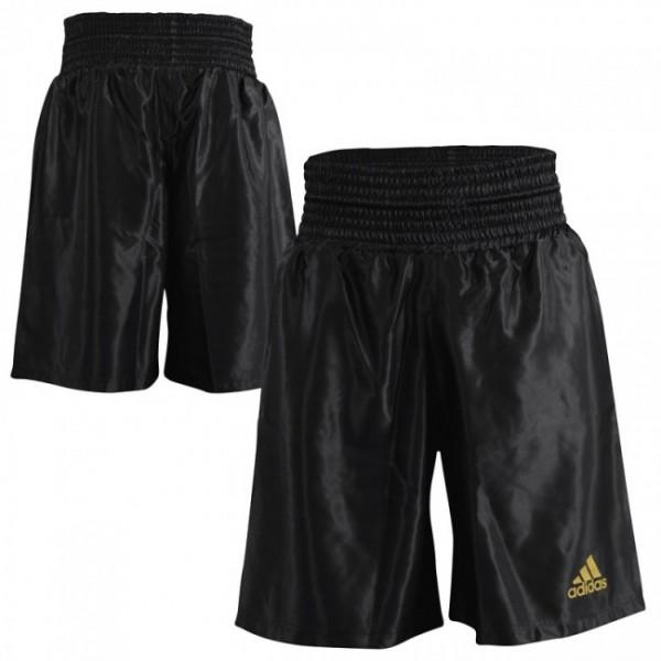 adidas Multi-Boxing Short black/gold, ADISMB01