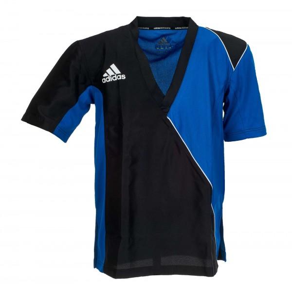 adidas Kickbox-Jacke schwarz/blau ADITU010