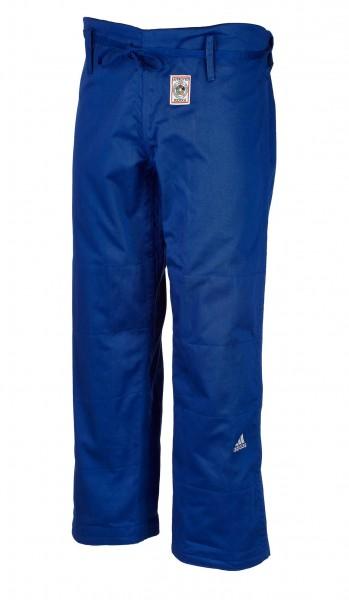 adidas Judo-Hose IJF blau, JT275B