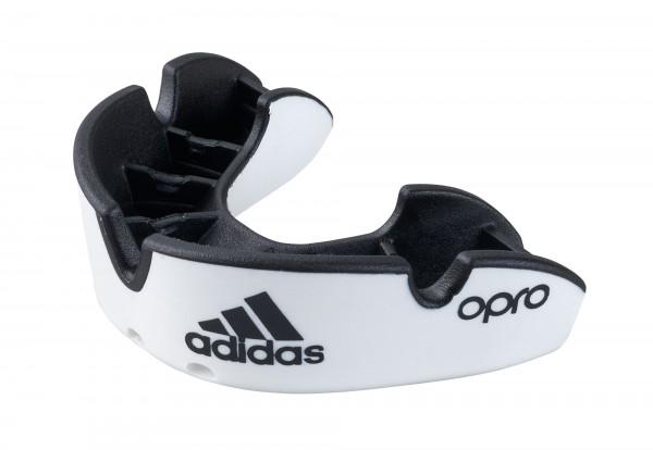 adidas Zahnschutz OPRO Silver, white ADIBP32