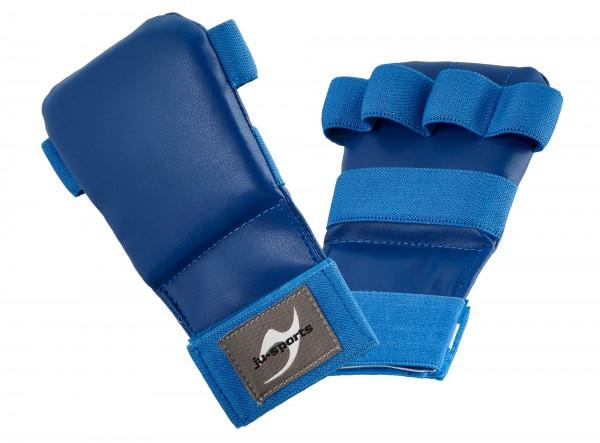 Ju-Jutsu Handschutz blau