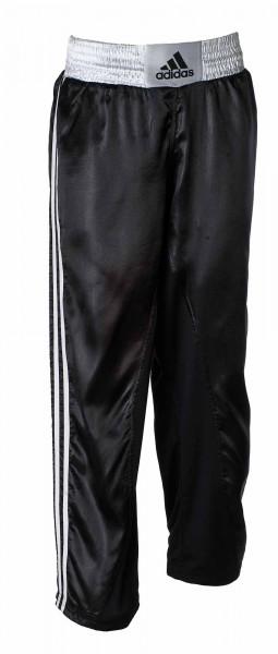 adidas Kickbox-Hose schwarz/weiß, adiKBUN110T