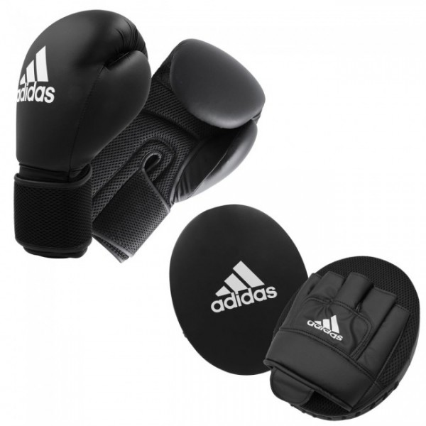 adidas Adult Boxing Kit 2, Boxset ADIBTKA02 - L