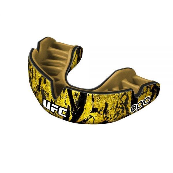 OPRO Zahnschutz UFC PowerFit Gold Splinter