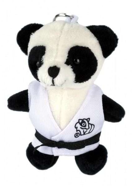 Panda - Plüschtier-Schlüsselanhänger, ca. 10 cm